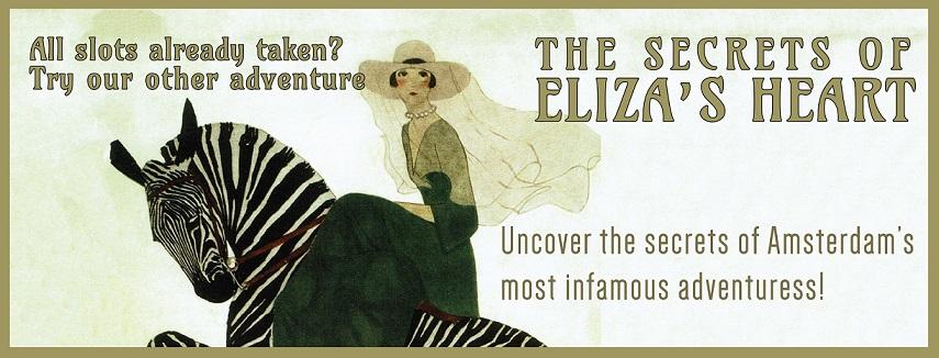 Secrets of Elizabeth
