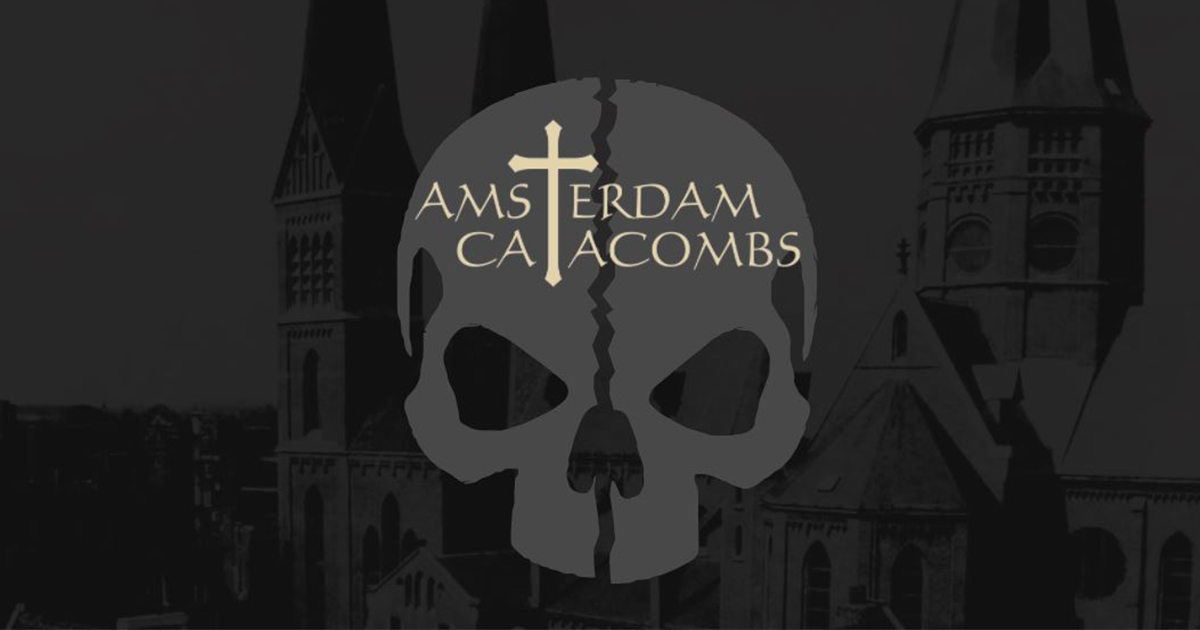 Amsterdam Catacombs - Netherlands' most intense Horror Escape Room
